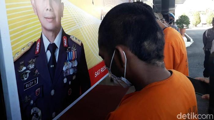 Polisi menangkap pembunuh remaja di Sumedang yang sempat buron satu tahun
