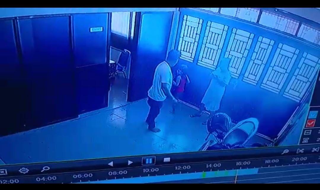Polisi tangkap pria diduga pelaku KDRT di Sumut (dok. Istimewa)