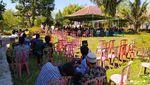 Rumah Duka Ajip Rosidi Dipenuhi Pelayat dari Santri Pesantren