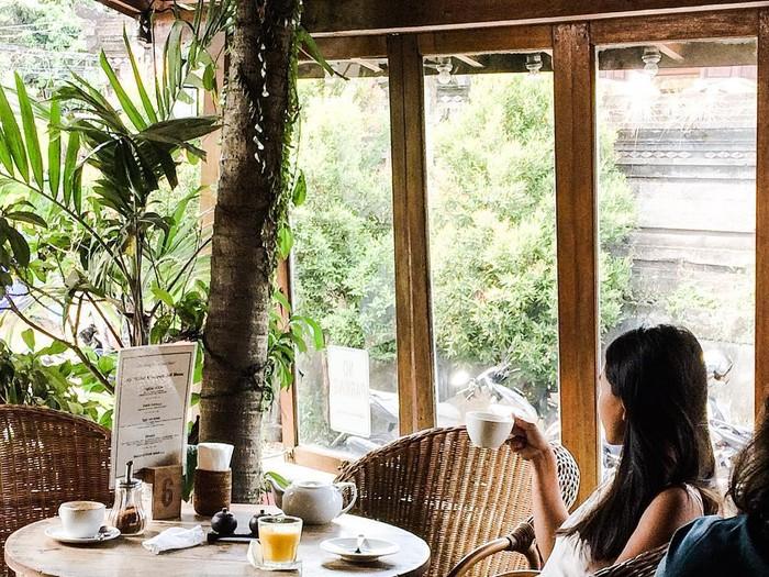 5 Tempat Ngopi Enak di Ubud, Bali