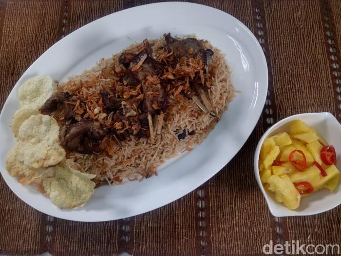 Tips membuat nasi kebuli
