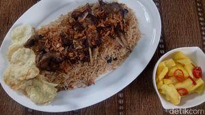 5 Tips Membuat Nasi Kebuli Kambing Pakai Rice Cooker