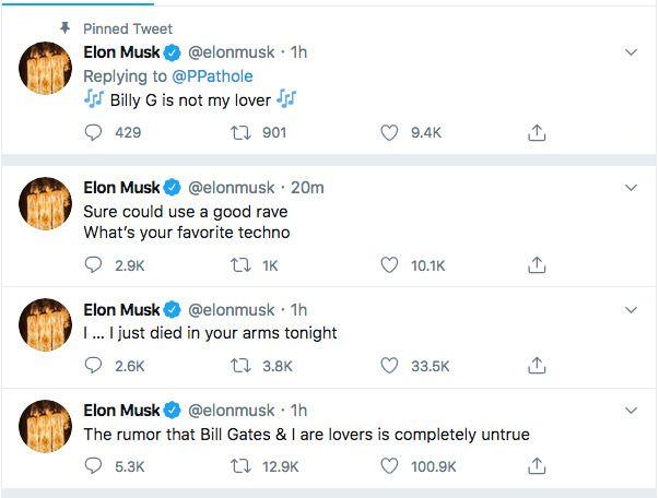 Twitter Elon Elon Musk @elonmusk