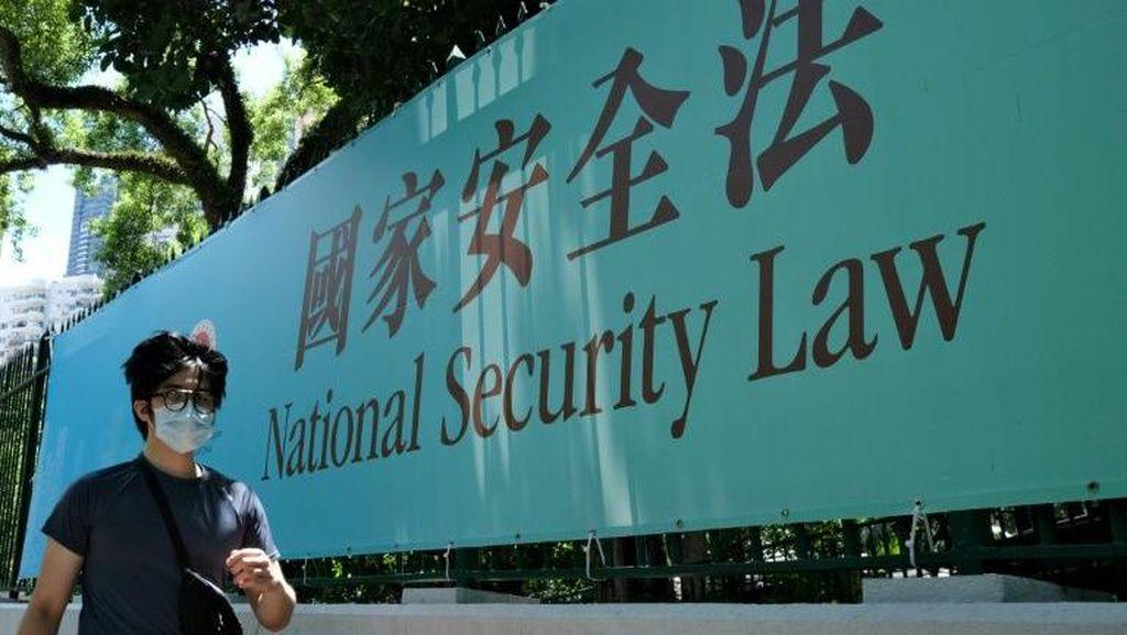 12 Warganya Ditangkap China, Hong Kong Tak Mau Ikut Campur