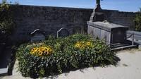 Vincent Willem van Gogh meninggal di Auvers-sur-Oise, Prancis, 29 Juli 1890 pada umur 37 tahun, adalah seorang pelukis pascaimpresionis Belanda yang menjadi salah satu tokoh paling terkenal dan berpengaruh dalam sejarah seni di Barat. AP Photo/Francois Mori