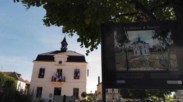 Karya-karyanya saat ini dipamerkan kembali di tepat bersejarah untuk sang maestro lukis tersebut. AP Photo/Francois Mori