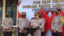 Volume Kendaraan di Tol Cikampek Naik 39%, Polri Siap Terapkan Contraflow