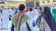 Jamaah Haji Terbatas, Para Selebriti Rindu Tanah Suci