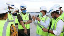 BPH Migas-Anggota Komisi VII Tinjau Proyek Pelabuhan Kijing