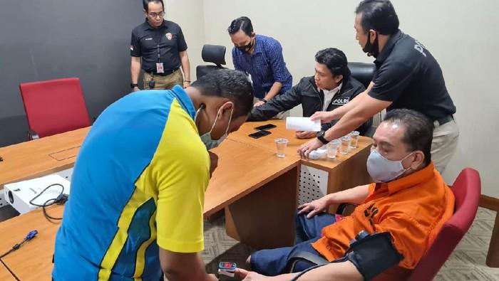 Djoko Tjandra jalani tes kesehatan untuk dipastikan mengikuti proses hukum dalam keadaan sehat