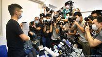 Joshua Wong: Diskualifikasi Kandidat Pemilu Tak Akan Hentikan Perjuangan