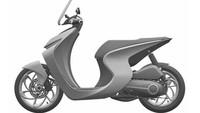Bicara mesin, skutik baru Honda ini diharapkan akan menggunakan mesin eSP baru, dengan kapasitas mesin 110 cc. Mesin itu dikombinasi dengan sistem transmisi CVT. Foto: Rushlane