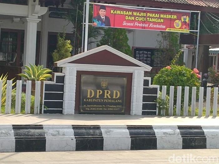 Gedung DPRD Pemalang.