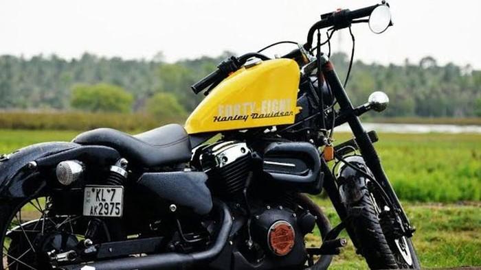 Harley-Davidson bermesin 125 cc
