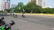 Catat! Ini 29 Titik Kawasan Khusus Sepeda di Jakarta Besok
