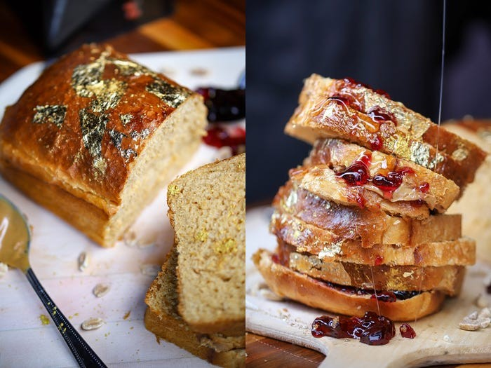 Peanut butter & jelly sandwich termahal di dunia