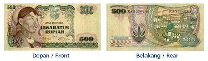 Bank Indonesia (BI) menetapkan uang yang dicabut dan ditarik dari peredaran serta tak bisa digunakan pada 2021 mendatang. Berdasarkan situs resmi bi.go.id ada 6 jenis pecahan yang tak bisa lagi digunakan.