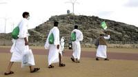 Haji 2020 Selesai, Jamaah Wajib Karantina 14 Hari Pakai Gelang Elektronik