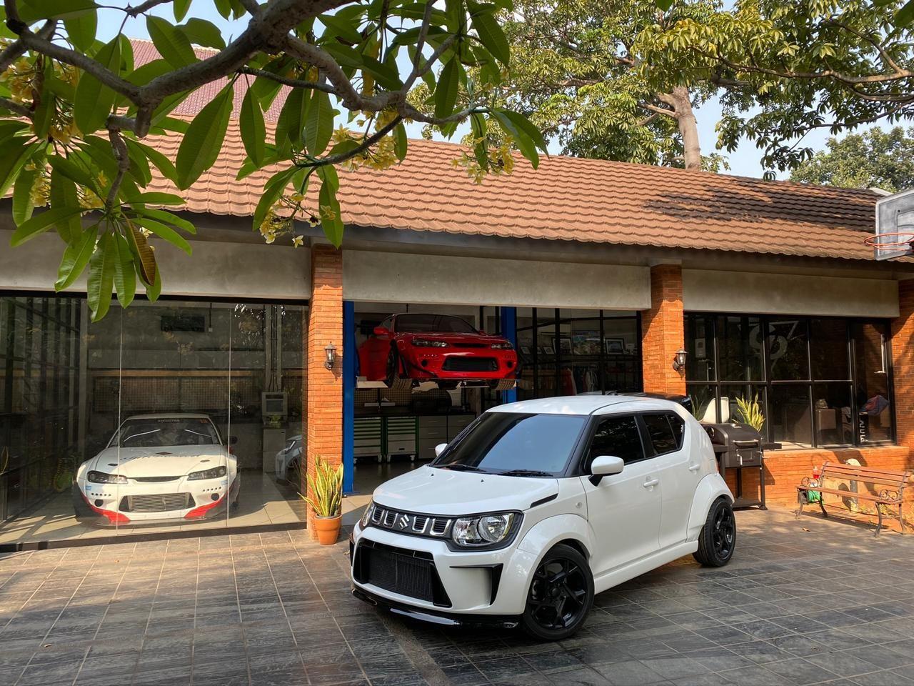 Supergiveaway Suzuki Ignis hasil modifikasi Garasi Drift