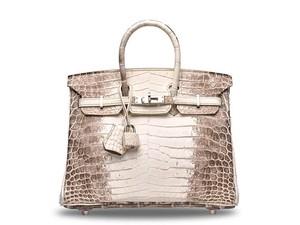 Wow, Tas Hermes yang Terbuat dari Kulit Buaya Afrika Ini Terjual Rp 4,4 M