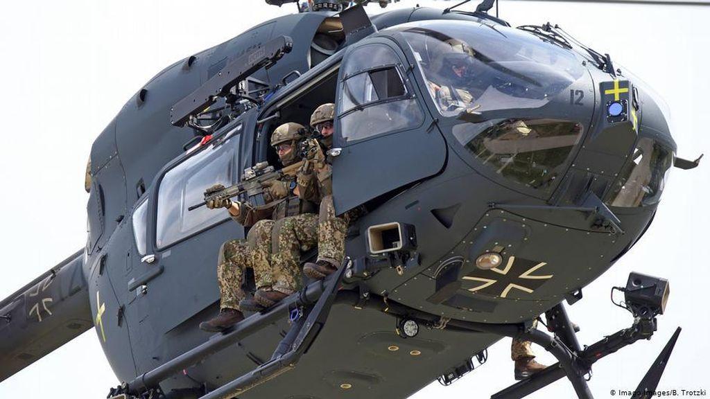 Terpapar Neonazi, Jerman Resmi Bubarkan Unit Pasukan Elite KSK