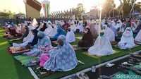 Daftar Zona Hijau Corona RI, Boleh Salat Id di Masjid-Tempat Terbuka