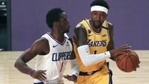 NBA Restart: Lakers Bungkam Clippers, Jazz Atasi Pelicans