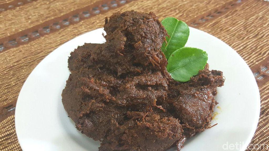 Bumbu Rendang Komplet Untuk 1 Kilogram Daging