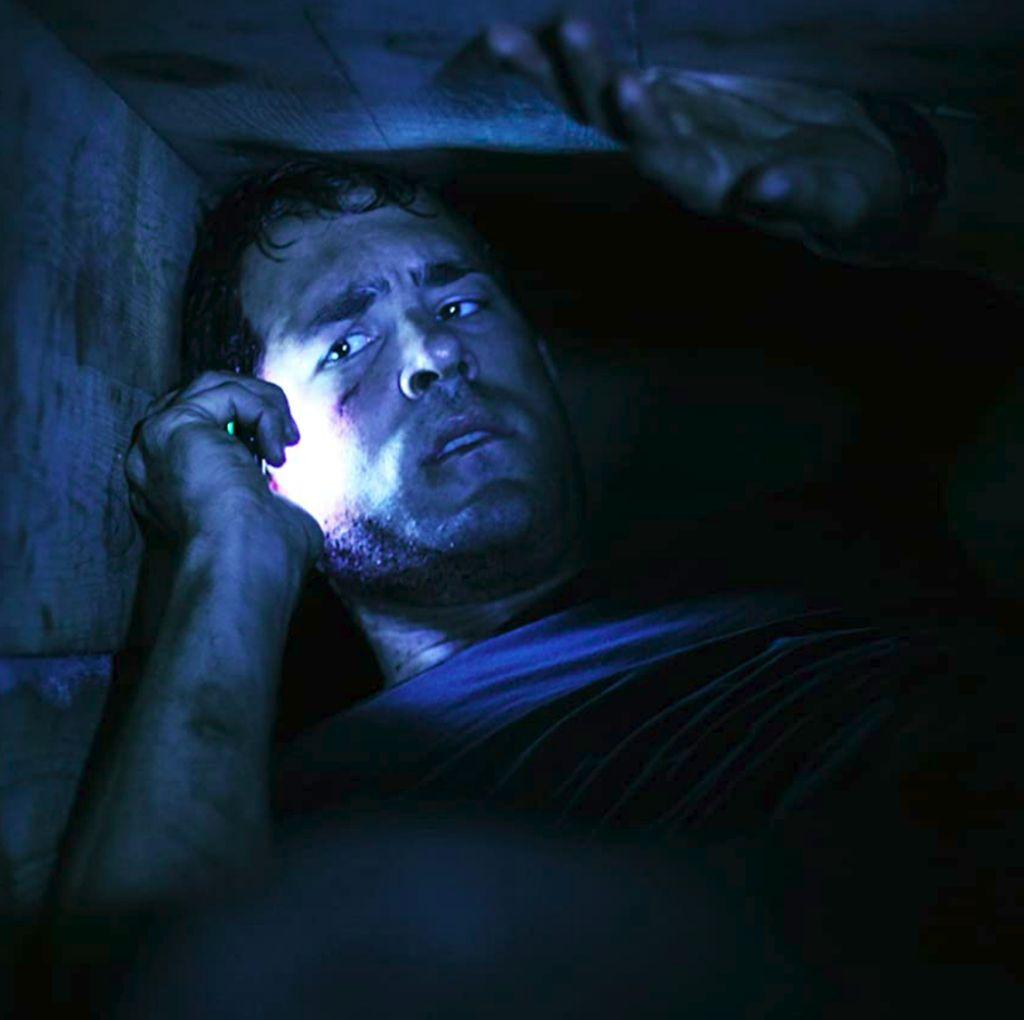 Film Buried Bikin Ryan Reynolds Dilanda Insomnia