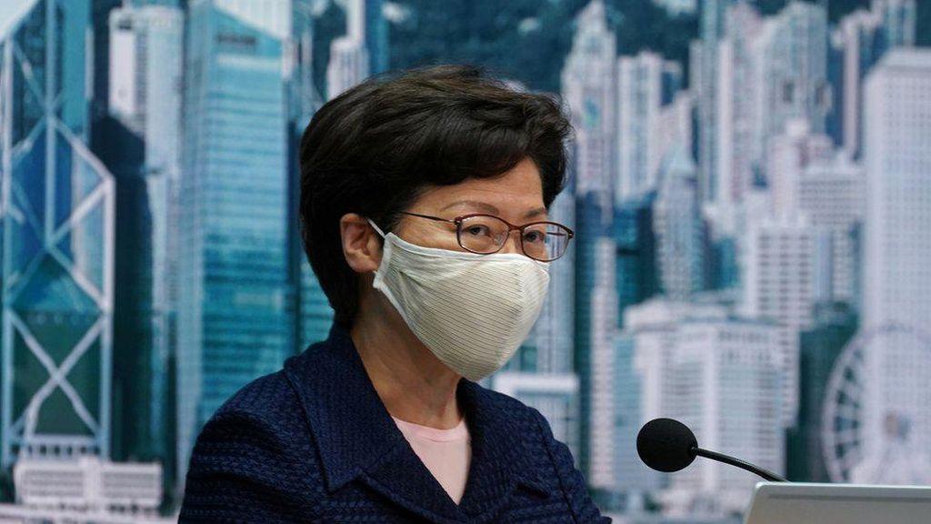 Corona Terus Mengganas, Pemilu Hong Kong Ditunda 1 Tahun
