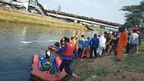 Bocah Tenggelam di Kanal Banjir Palmerah Ditemukan Tewas