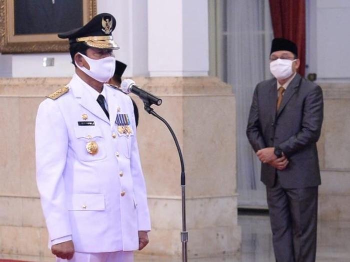 Gubernur Kepri Isdianto