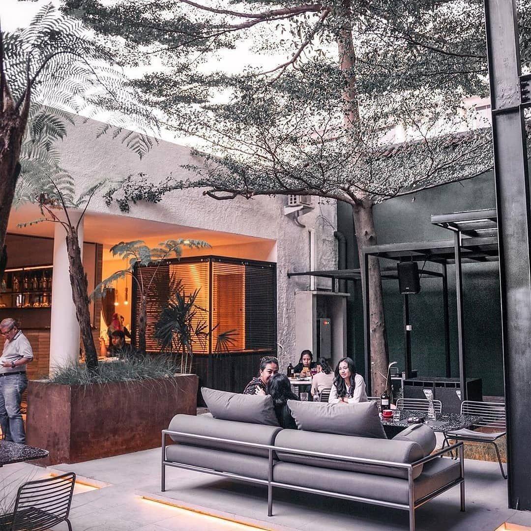 Kafe dan Resto di Bandung