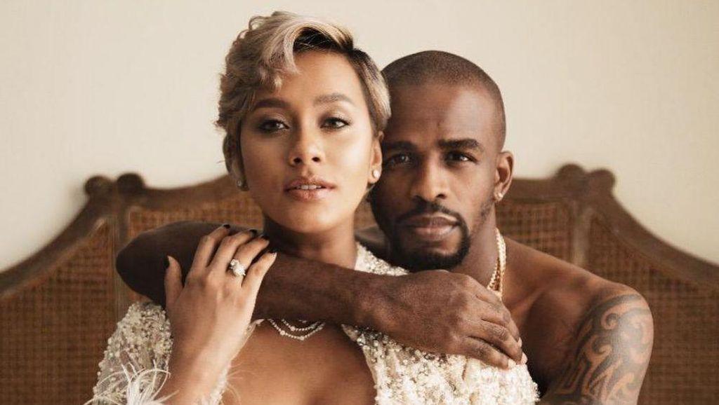 Hamil Anak Kedua, Kimmy Jayanti dan Greg Nwokolo Selalu Romantis