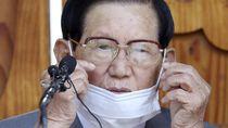 Pemimpin Sekte Korsel Ditangkap Terkait Klaster Corona Terbesar