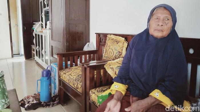 Mbah Minto artis dagelan Gagal Mudik di rumahnya usai direhab