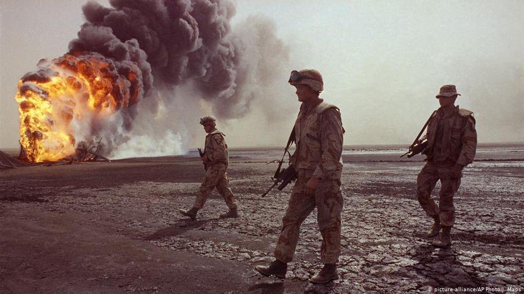 Mengingat Kembali Invasi Irak ke Kuwait 30 Tahun Lalu
