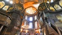 Hagia Sophia telah disahkan kembali menjadi masjid oleh Presiden Turki, Recep Tayyip Erdogan.