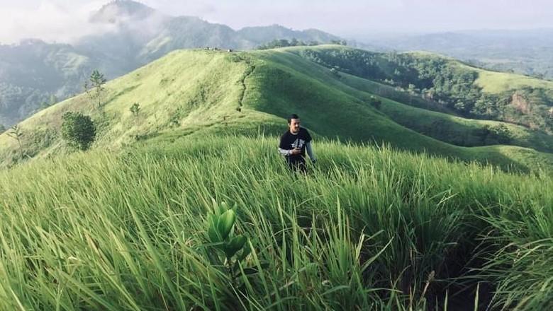 Mungkin, Hanya Kalimantan Barat yang Punya 3 Bukit Secantik