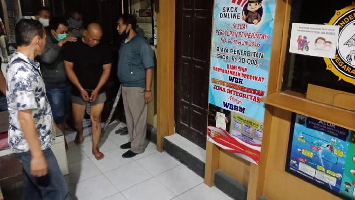 pelaku pembunuhan istri di jombang ditangkap