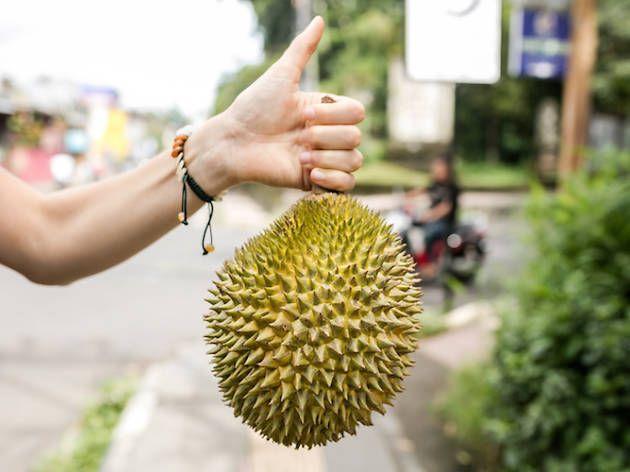 Penipu Durian di Singapura