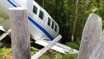 Pesawat Angkut Bansos Sembako Tergelincir di Paniai Papua