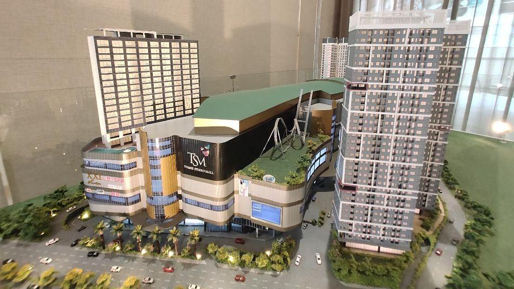 Tren Penjualan Unit Transpark Cibubur Kian Positif di Tengah Pandemi