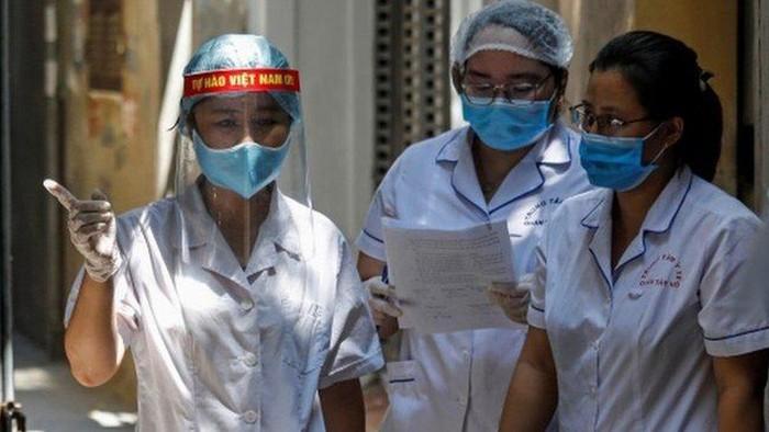 Vietnam alami kematian pertama karena Covid-19, pukulan berat bagi negara yang selama ini tak banyak mencatat kasus