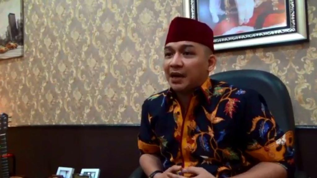 Maaf Pasha ke Mendagri Usai Rambut Pirang Picu Kontroversi