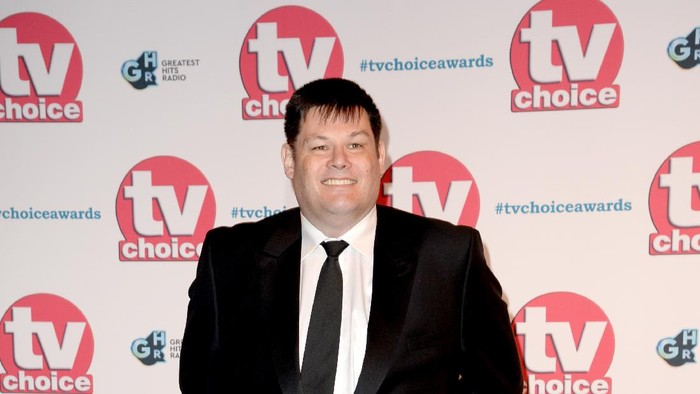 LONDON, ENGLAND - SEPTEMBER 09: Mark Labbett attends The TV Choice Awards 2019 at Hilton Park Lane on September 09, 2019 in London, England. (Photo by Eamonn M. McCormack/Getty Images)