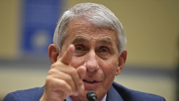 Anthony Fauci. (AP/Kevin Dietsch)