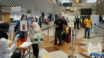 Libur Idul Adha, Penumpang Bandara Juanda Lebih 8 Ribu Orang