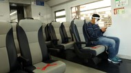 Beroperasi Lagi, Kereta Bandara Kualanamu Terapkan Protokol Kesehatan