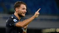 Maaf, Napoli... Immobile Mau Selamanya di Lazio
